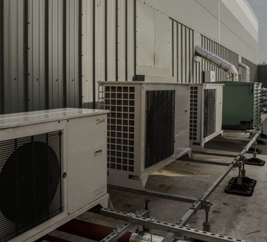 James Mercer Group LTD roof air conditioning units
