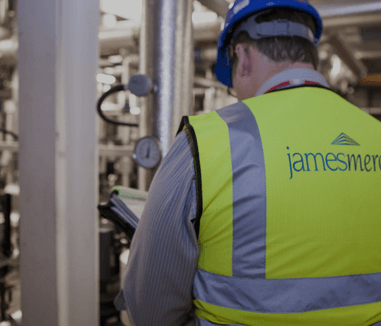 James Mercer Group LTD maintenance inspection
